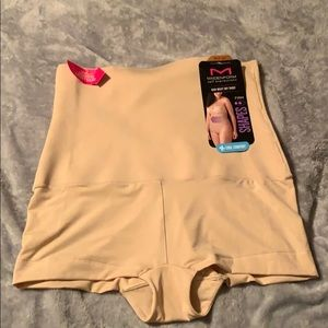 Maidenform high waist boy short